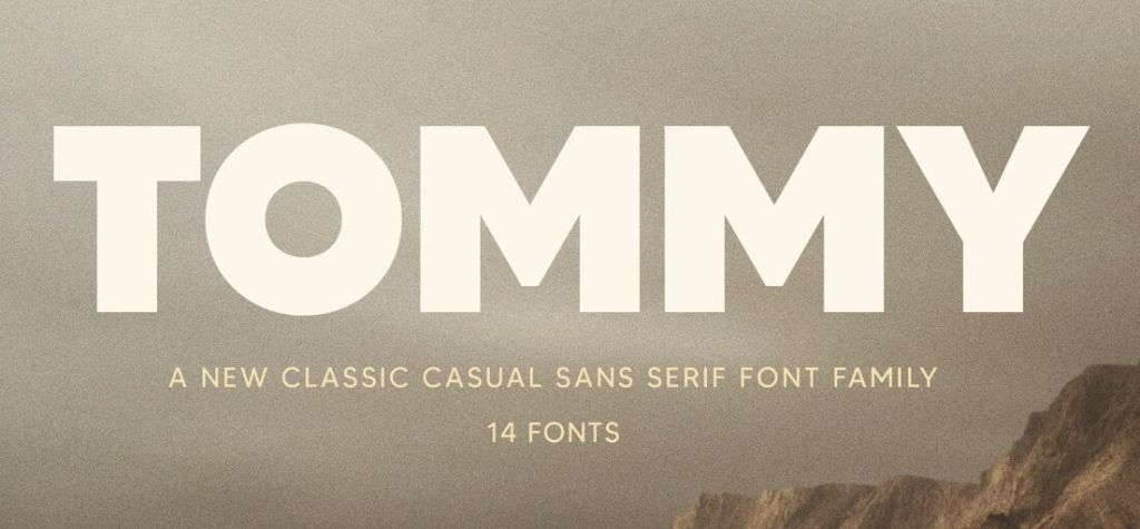 MADE TOMMY Font