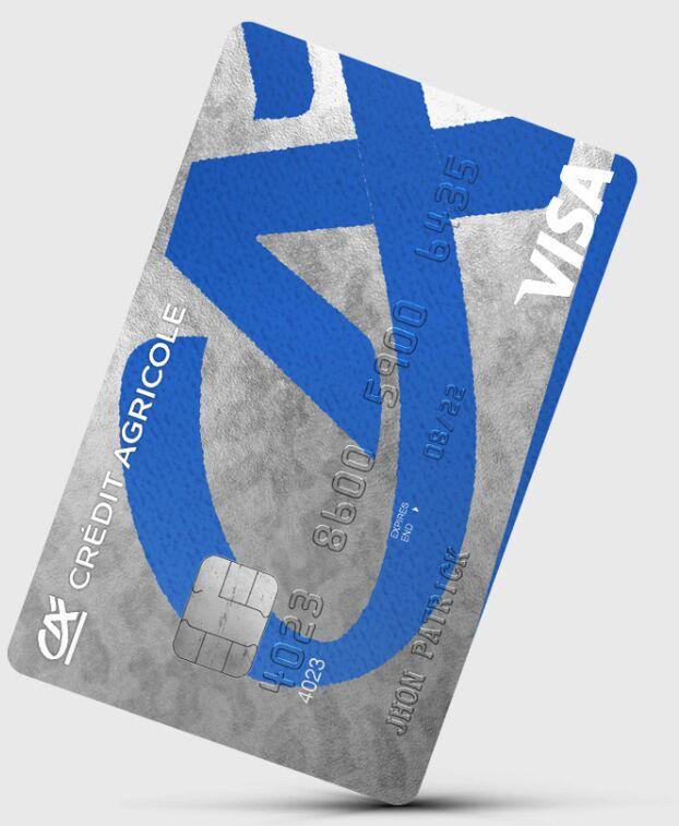Plastic Card Free Mockup