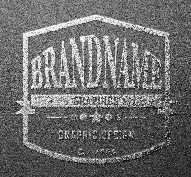 Retro Logo Vector Template