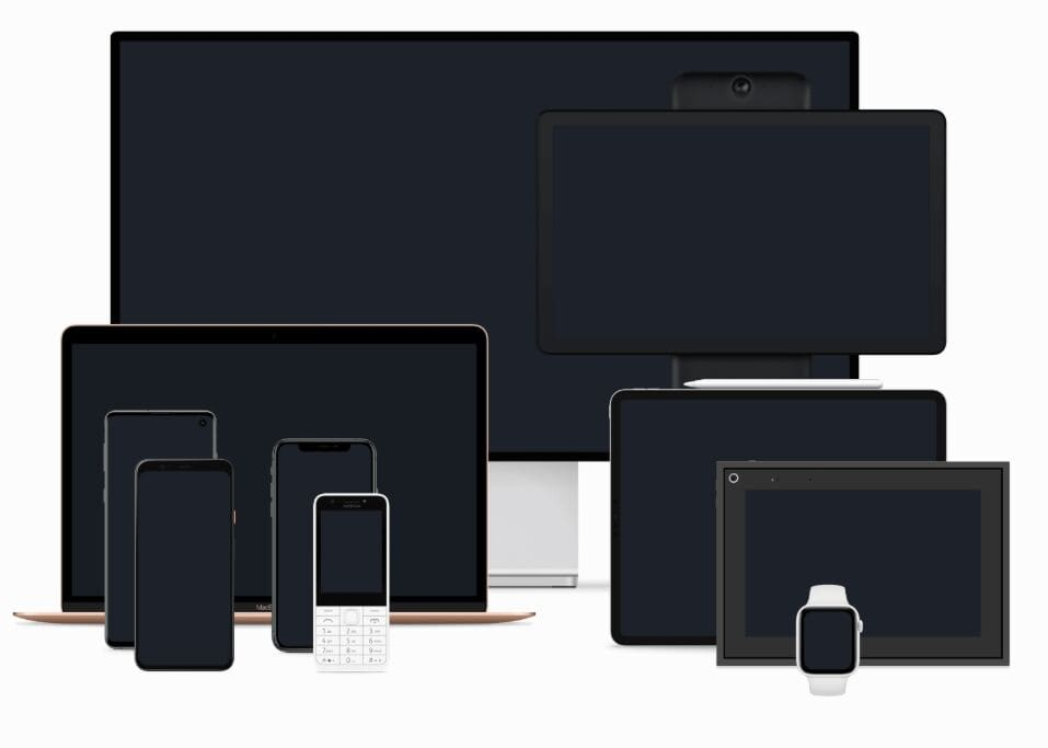 Popular Devices Template