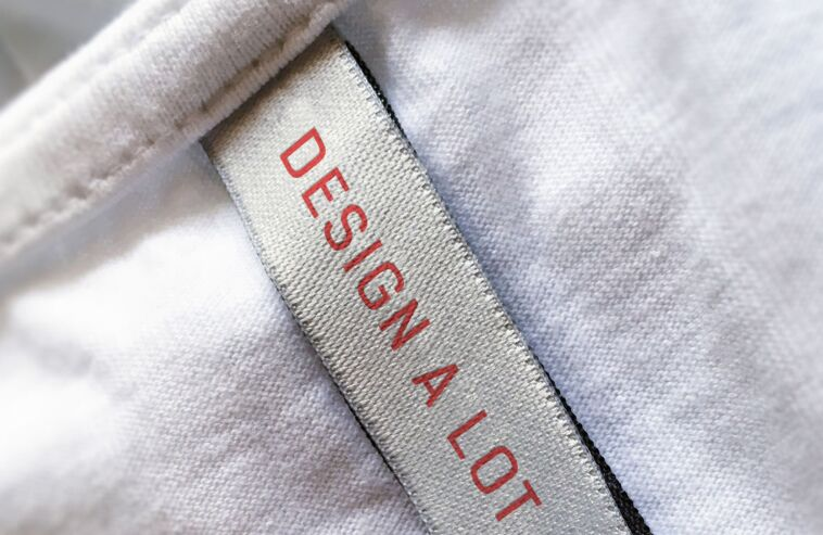 T-Shirt Label Free Mockup