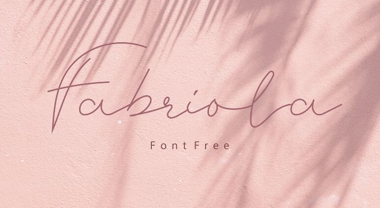 Fabriola Font Free