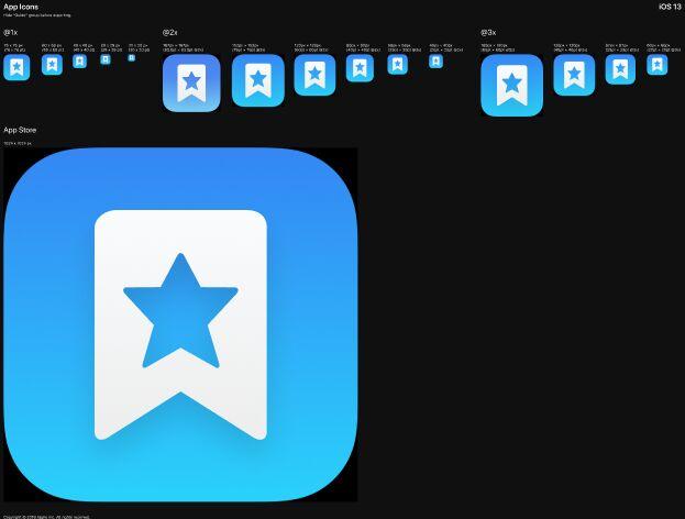 iOS App Icon Generator