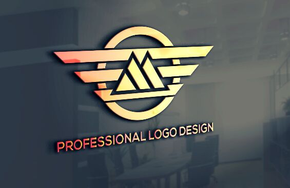 Professional 3D Logo Template