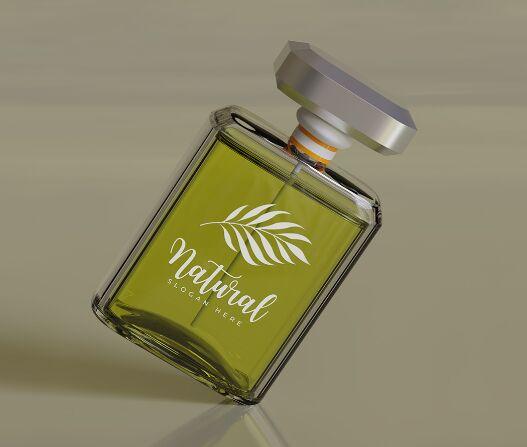Perfume Bottle Mockups