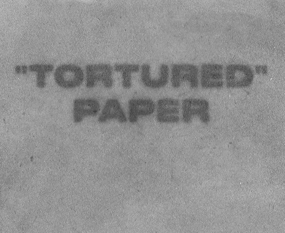 Tortured Paper Texture Pack