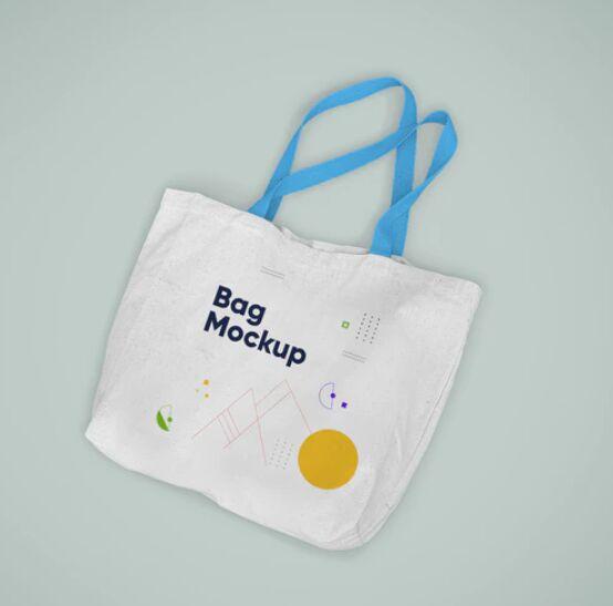 Tote Bag PSD Mockup