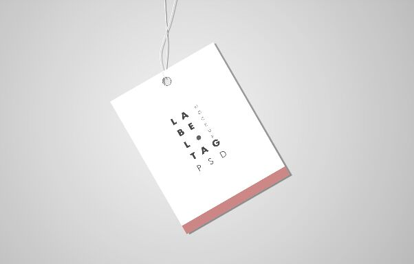 Free Fashion Label Tag