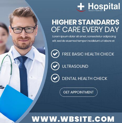 Free Health Care Banners