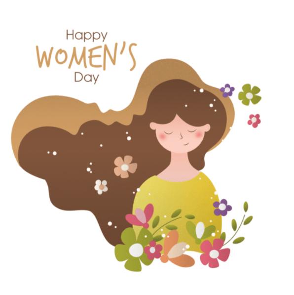 International Women's Day Illustration 1