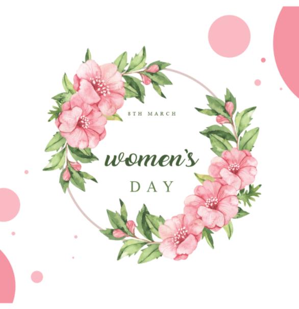 International Women's Day Illustration 2