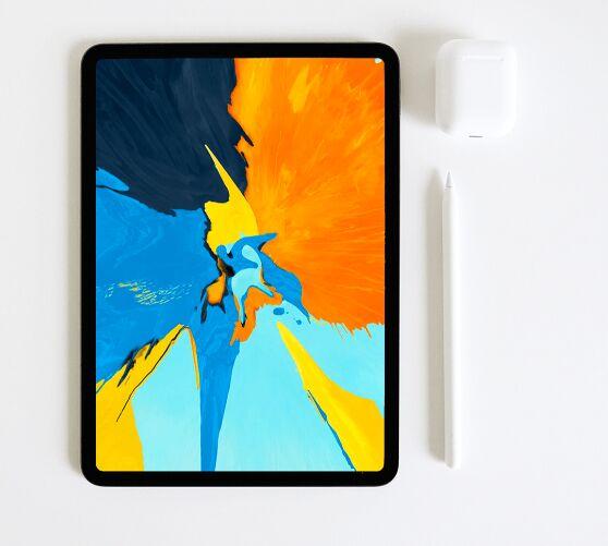 iPad 11 Pro Mockup Free PSD