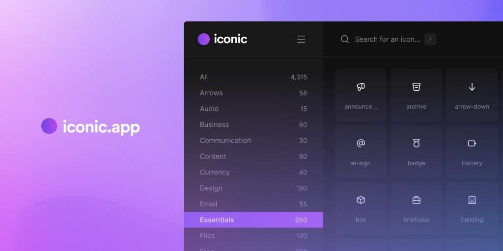 iconicicons