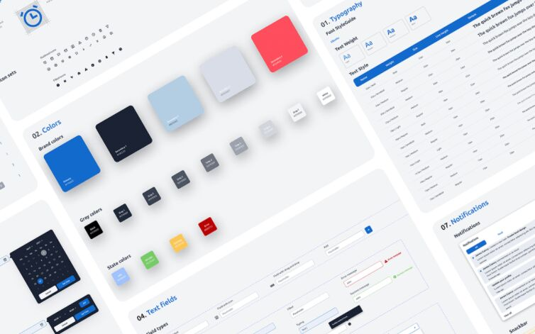 Figma Free UI Kit