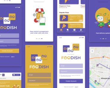 Foodish UI Kit