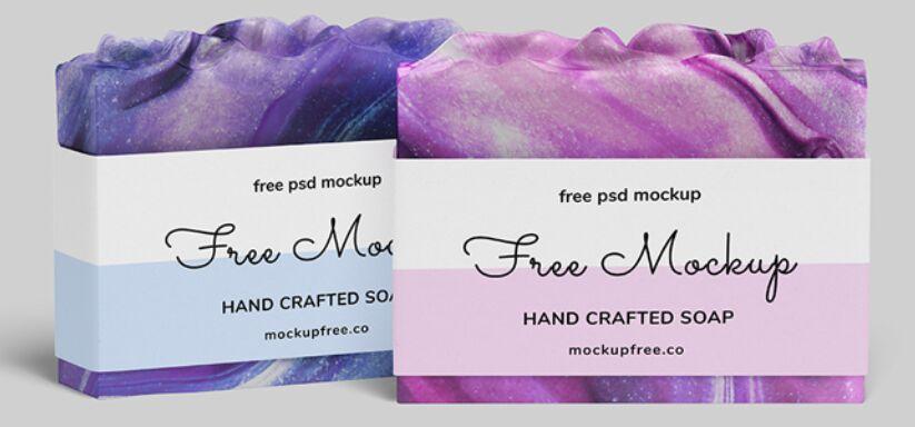 Free Soap Mockups