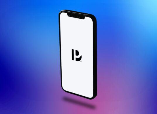 Minimal iPhone 12 Mockup