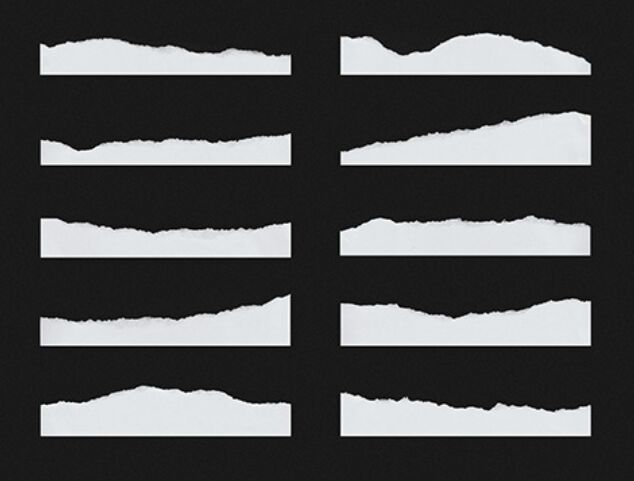 RIPPED PAPER TEXTURE SET