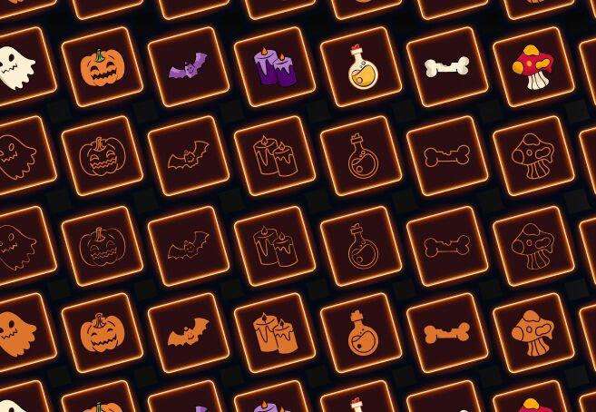 32 Halloween Icons