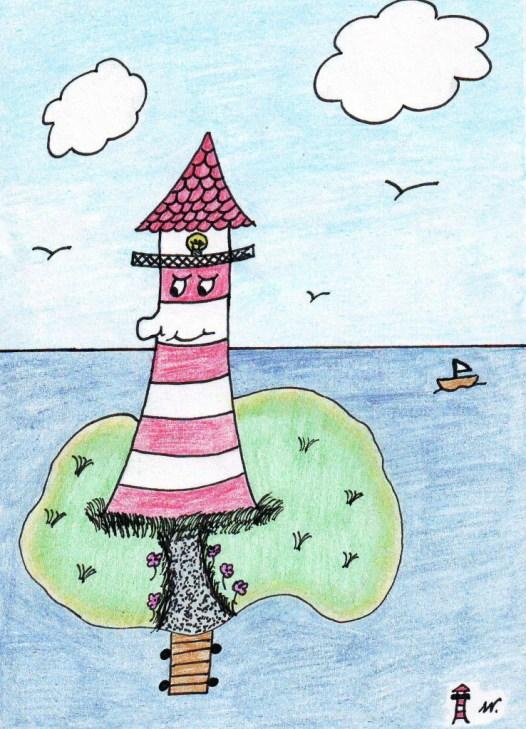 01 Die Geschichte des kleinen Leuchtturms