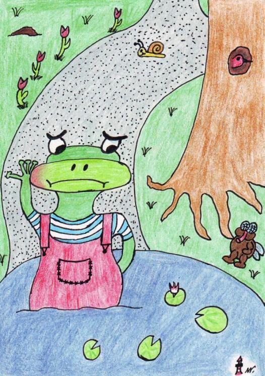 02 Das Märchen von den Froschzahnschmerzen