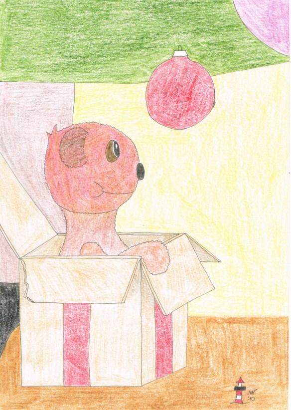 08 - Ein Bär zu Weihnachten