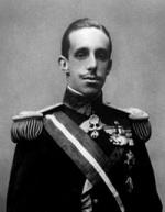 Evènements: Alphonse XIII d'Espagne
