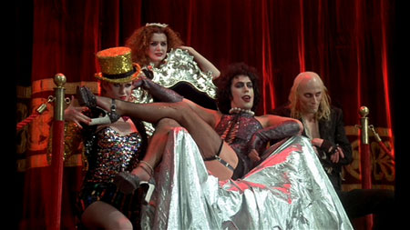 Still from Rocky Horror Picture Show (1975)