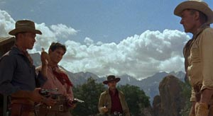 Still from The Tall T (1957)
