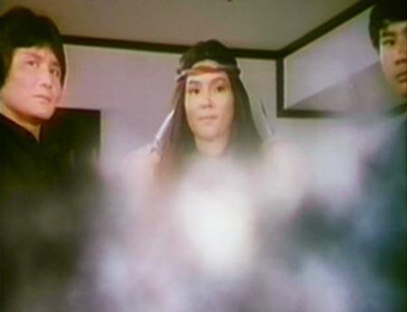Still from Ninja Champion (1985)