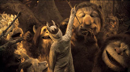STill from Where the Wild Things Are (2009)