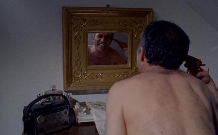 Still from Dillinger Is Dead (1969)
