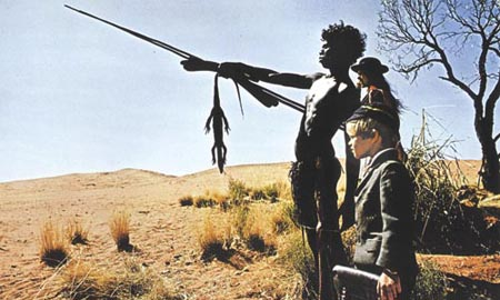 Still from Walkabout (1971)