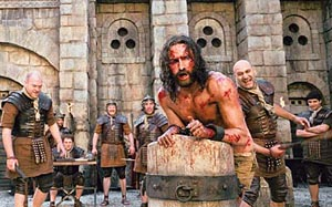 Scene from The Passion of the Christ (2004)