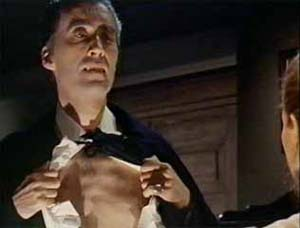 Still from Dracula, Prince of Darkness (1966)