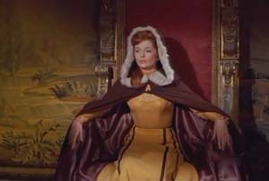 Barbara Shelley in The Gorgon (1954)