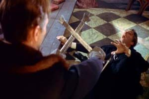 Still from The Horror of Dracula (1958)