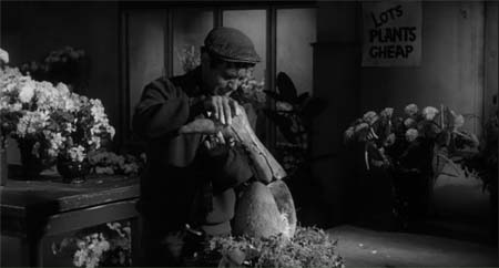 Still from Little Shop of Horrors (1960)