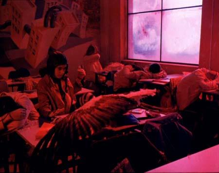 Still from Saint Clara [Clara Hakedosha] (1996)
