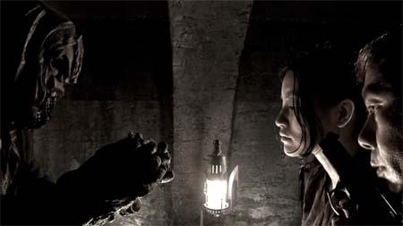 Still from Tetsuo: The Bullet Man (2009)