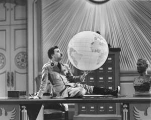 Still from The Great Dictator (1940)