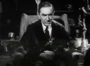 Bela Lugosi in Glen or Glenda?