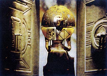 Still from Chronopolis (1982)