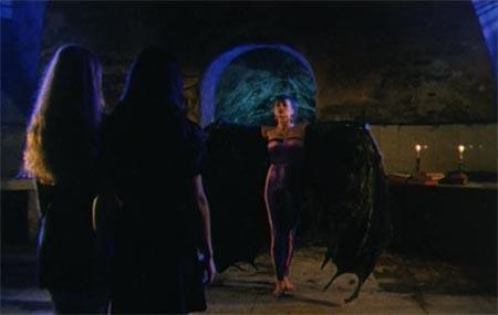 Still from Two Orphan Vampires (1997)