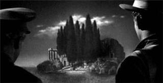 Still from Isle of the Dead (1945)
