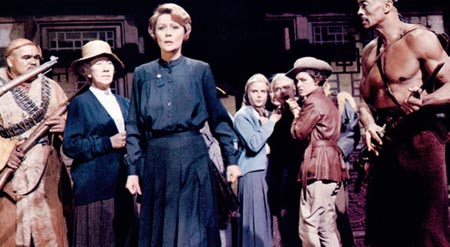 Still from 7 Women (1966)