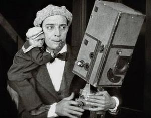 Still from The Cameraman (1928)