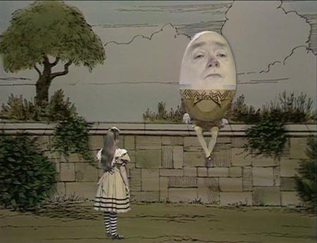 Still from Alice Through the Looking Glass (1973)