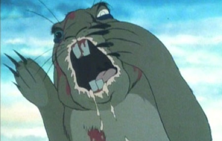 Still from Watership Down (1978)
