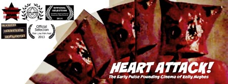 Still from Heart Attack! The Early Pulse-Pounding Cinema of Kelly Hughes